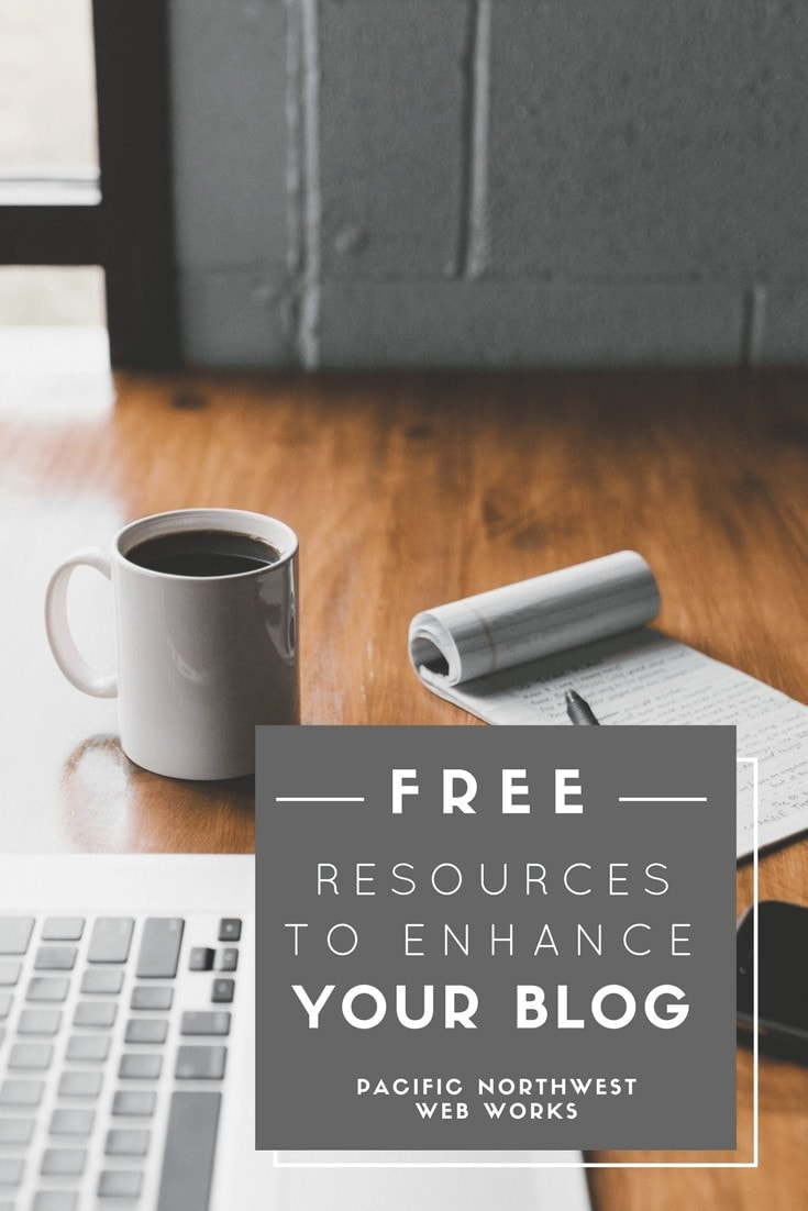 Free resources to enhance your blog