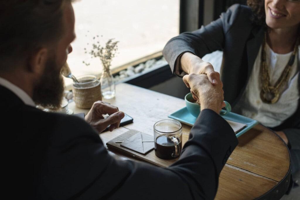 Offline Marketing-Meet People